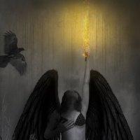 падший ангел :: Анастасия Анастасия