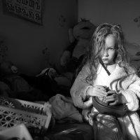 Маленькая женщина :: Анастасия Седелкова