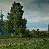 День, фонарь, церковь - и широтаааааааааааааааааааааа!!! :: Владимир Хиль