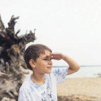 мальчик у моря :: Наталия Панченко