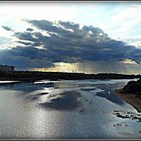 Река Великая. Мост А.Невского (HDR) :: Fededuard Винтанюк