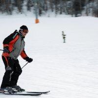 Лыжник :: Maddena Gnani