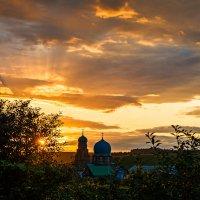 На закате :: Анатолий К.