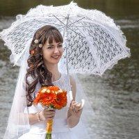 под зонтом :: Марта