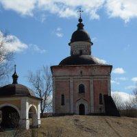 Церковь прп.Сергия Радонежского и часовня прп.Кирилла Белозерского :: Ирина Л
