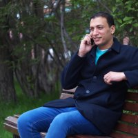 Нелли и Самех :: Роман Маркин