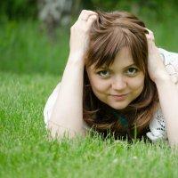 Летняяя, игривая :: Светлана Корнева