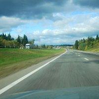Бежит дорожка под колеса... :: sergej-smv