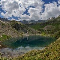 Дуккинское озеро (2480 м) :: Аnatoly Gaponenko