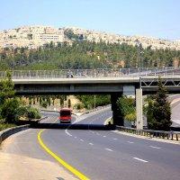 Мост  Иерусалим :: vasya-starik Старик