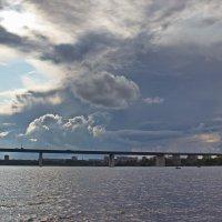 Красавинский мост :: val-isaew2010 Валерий Исаев