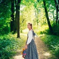 Из лесу.. :: Елизавета Вавилова