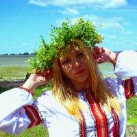 лесная мавка :: Анастасия Литвиненко