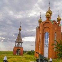 Часовня Святого благоверного князя Александра Невского. :: Юлия Бабитко
