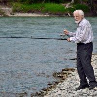 На рыбалке :: Алексей Тырышкин