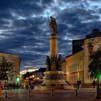 Памятник :: Валерий Чернов