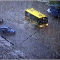 Потоп на улице :: Вера
