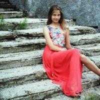 Stairs :: Анастасия Кабдина
