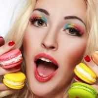 macarons :: Solomko Karina
