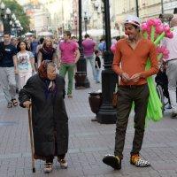 Если бы молодость знала, если бы старость могла... :: Алексей Казаков