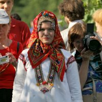 Варвара краса :: Олег Лукьянов