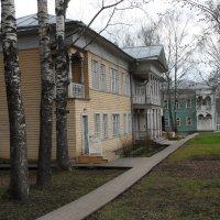 Старинные дома купца Самарина :: Ирина Л
