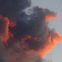 Облака на закате :: Герович Лилия