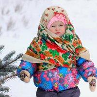 Настенька... :: Елена Лабанова