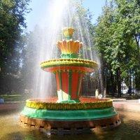 Городской фонтан :: BoxerMak Mak
