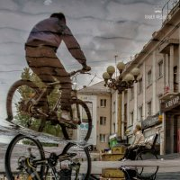 Прогулки по городу :: Павел Федоров