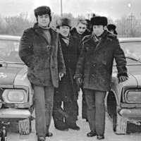 Команда МИД по ралли :: Борис Александрович Яковлев