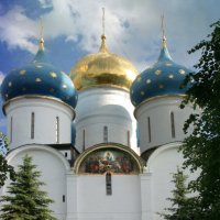 Вид на Успенский собор :: lady-viola2014 -