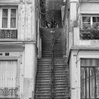 лестница в... :: Vladimir Zhavoronkov