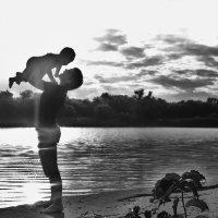 я с сыном :: Елена Ищенко