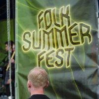 FOLK SUMMER FEST 2015 :: Василий Либко