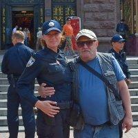 Полиция с народом :: Ростислав