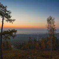 Утренняя заря :: vladimir Bormotov