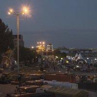 Огни набережной :: Сергей Шруба