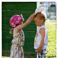 Брат и сестра :: DimCo ©