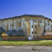5-й форт Брест-Литовской крепости первой линии :: Сергей и Ирина Хомич