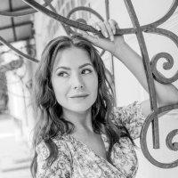 Актриса Ирина Ефремова :: Михаил Трофимов