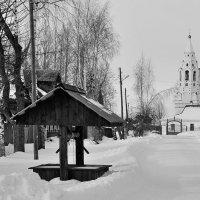 Зимой у колодца :: Николай Белавин