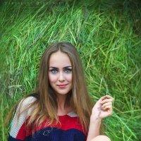 на сене :: Ярослава Бакуняева