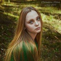 Портрет :: Elena Ovchenkova