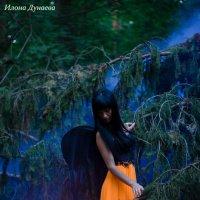 Чёрный ангел :: Илона Дунаева