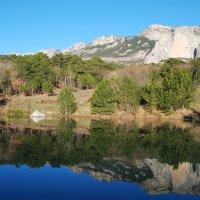 Озеро по пути наверх :: Serge