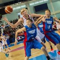 Первенство мира по баскетболу среди девушек до 19-ти лет :: Светлана Яковлева