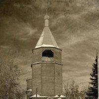 Церковь в д. Авсюнино :: Геннадий Хоркин