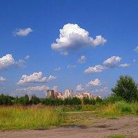 Город наступает! :: Вячеслав Минаев