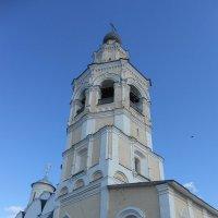 Соборная колокольня Трех Святителей :: Ирина Л